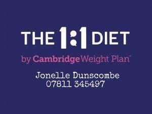 1-1 Diet Cambridge Weight Plan