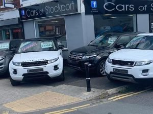 Cars of Stockport