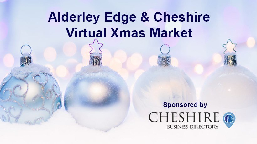Alderley Edge & Cheshire Virtual Christmas Market